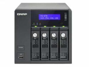שרת QNAP TS470 NAS