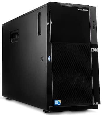 שרת מותג IBM X3500 M4 7383K5G - LENOVO