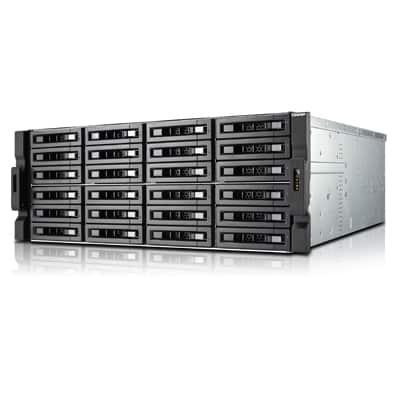 QNAP TS-EC2480U-RP 24 Bay NAS,Xeon QC E3 v3