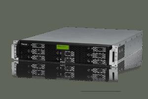 Thecus SMB Rackmount Storage solution 8-bay NAS with optional 10Gb Lan N8800PROV2 – THECUS