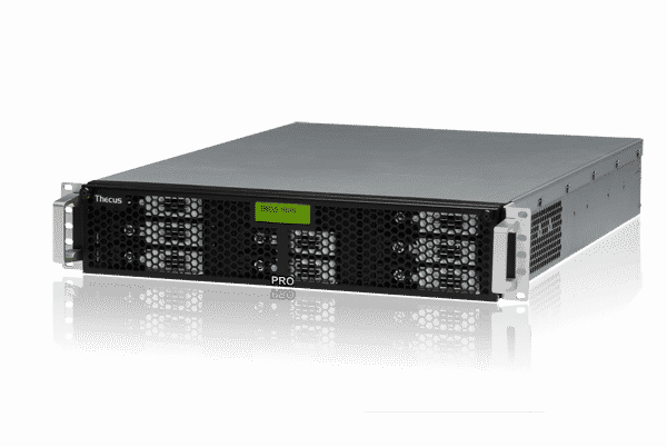 Thecus SMB Rackmount Storage solution 8-bay NAS with optional 10Gb Lan N8800PROV2 - THECUS