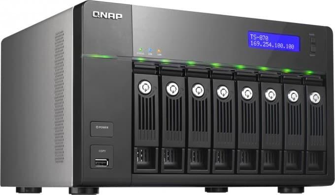 QNAP TS-870