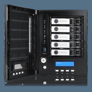 Thecus W5000 Windows Storage server cloud NAS 25 user license 6TB – THECUS