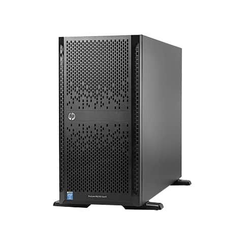 HP ProLiant ML350 G9     E5-2609v3 8GB-R B140i 8LFF 500W PS Entry Tower Server  765819-421 - HP