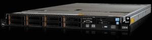 שרת מותג IBM X3550 M4  Xeon E5-2620 v2, 8GB DDR3, 2TB HDD