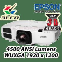 מקרן מבית EPSON דגם EB4950WU - EPSON