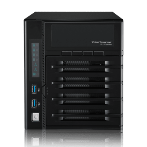 Thecus W4000 Windows Storage server cloud NAS 25 user license 6T – THECUS