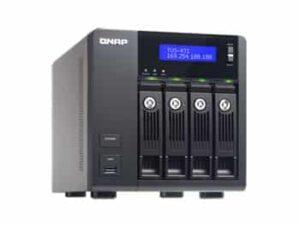 QNAP TVS-471-i3-4G,4 Bay NAS,Intel i3-4150 3.5