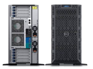שרת Power Edge T630 Intel Xeon E5-2620 v3  32gb ddr 3  480gb ssd  8tb – Dell