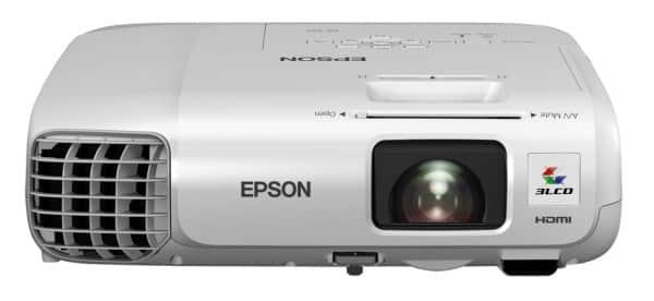 מקרן Epson EB-965H בטכנולוגיית 3LCD - EPSON