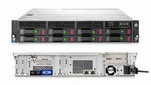 שרת HP ProLiant DL80 G9 E5-2603 v3 2U Rack 788149-425 – LENOVO
