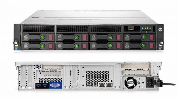 שרת HP ProLiant DL80 G9 E5-2603 v3 2U Rack 788149-425 - LENOVO