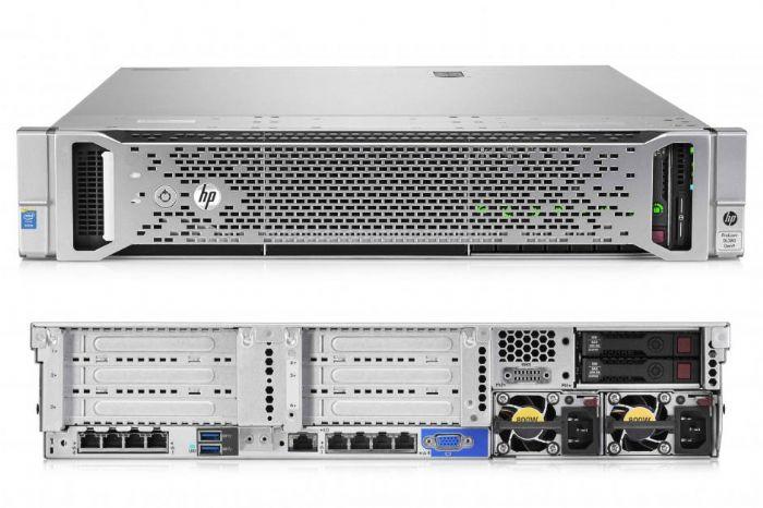 שרת HP ProLiant DL380 G9 E5-2650 v3 32G Memory 752689-B21 - HP