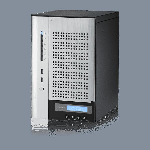 7X 4TB Thecus SMB 7-bay Mini-tower Multimedia NAS - THECUS