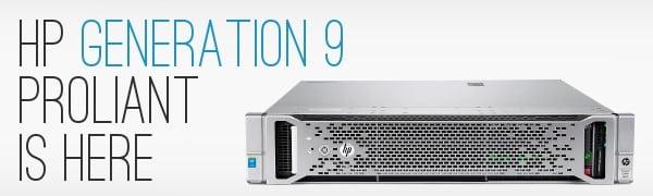 HP Proliant DL160 GEN9 12C E5-2650Lv3 4x16GB P440/4GB, 8 SFF, 4x600GB HP DVDRW 2x900w - HP
