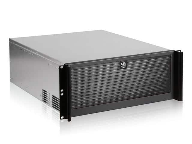 IP Camera Viewing multi-Display station 4U Rackmount