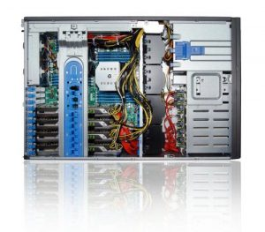 Machine Deep Learning up to 4X PASCAL GPU 4U Desktop / Rackmount station