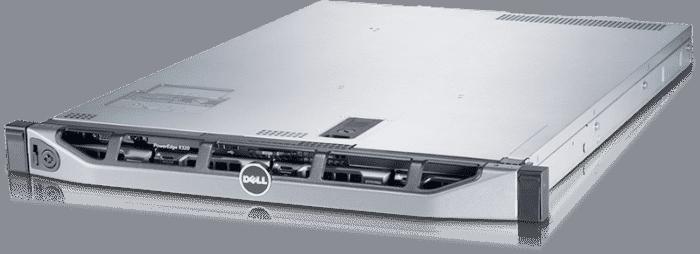 שרת Dell PowerEdge R320 Xeon E5-2407 Quad Core Up To 4 HDD - Dell