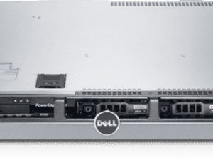 שרת Dell PowerEdge R420 Xeon E5-2407 Quad Core Up To 8 HDD – Dell