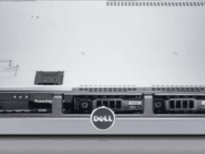 שרת Dell PowerEdge R420 E5-2407 H310 4HD – Dell