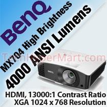 מקרן MX704 – BENQ