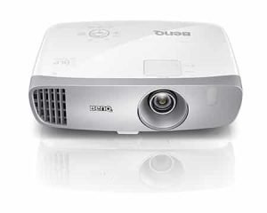 מקרן BenQ W1110 Full HD 3D  Home Projector – BENQ