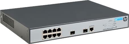 רכזת רשת/ממתג HP 1920-8G JG920A - HP