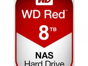 כונן קשיח פנימי Western Digital Red 8TB WD80EFZX