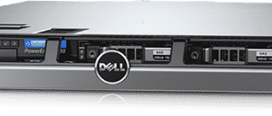 שרת Dell PowerEdge R430 Xeon E5-2620 v3 With 2 PSU DLSR430-2620V3-SF – Dell