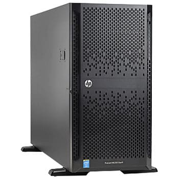 שרת HP ProLiant ML350 G9 E5-2620 v3 16GB Ram 600GB SAS K8J99A - HP