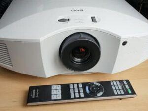 מקרן Sony VPLHW40ES SXRD סוני