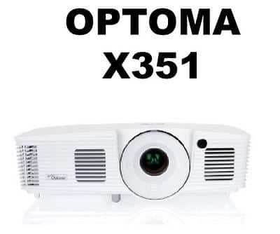 Optoma X351 Projector