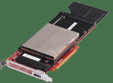 AMD FirePro S7000 4GB GDDR5 PCIe 3.0