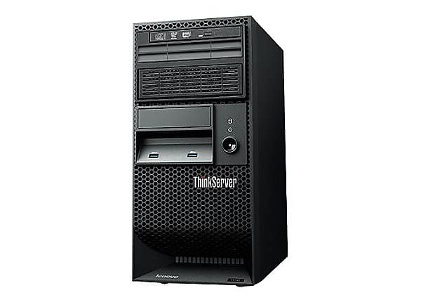 -  Lenovo ThinkServer TS140 70A4 - Xe.on E3-1226V3 33 GHz -Windows server 2012 Essentials - 8 GB - 1tb x2