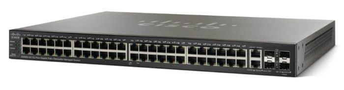 רכזת רשת / ממתג Cisco SG500-52-K9-G5 סיסקו