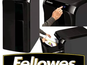 מגרסת נייר Fellowes AutoMax 300C