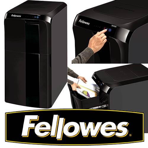 מגרסת נייר Fellowes AutoMax 300C