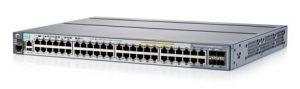 רכזת רשת/ממתג מנוהל HP 2920-48G-POE+ J9729A