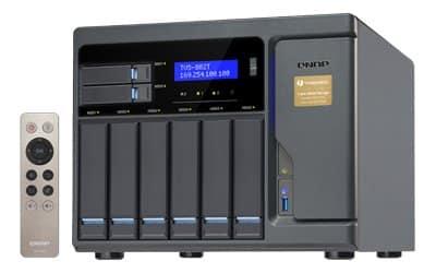 QNAP TVS-882T-i5-16G - qnap