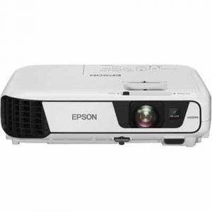 מקרן רב תכליתי מבית EPSON אפסון דגם EBX31