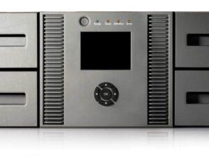 ספרית גיבוי HP MSL4048 2 LTO-5 3000 FC BL543A