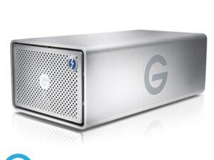 דיסק קשיח חיצוני G-Technology G-RAID with Thunderbolt 7200RPM 0G04094 12TB