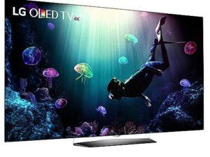 טלוויזיה LG OLED55E6Y 4K 55 אינטש