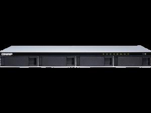 TS-431XeU 1U Rack Mount NAS Srrvere