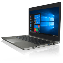 "PORTEGE Z30-E-10V – 13.3"" FHD/i5 8250U/8GB/512SSD/1.2kg/Win10Pro/3YW"
