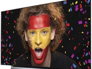 """טלוויזיה LG 77"""" Smart ThinQ® AI UHD 4K OLED דגם OLED77C8Y"""