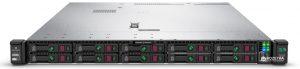 "HPE ProLiant DL360 Gen10 875840-425   HPE ProLiant DL360G10 4110-8C 16G P408i/2G 2*300G 15K 2.5"" 500W"