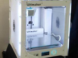 מדפסת תלת מימד Ultimaker 3 Extended