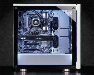 מחשב מקצועי לעבודות עריכה עם מעבד INTEL CORE i7-7820X