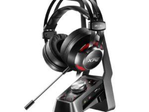 אוזניות ומגבר לגיימר המקצועי adata EMIX H30 + SOLOX F30